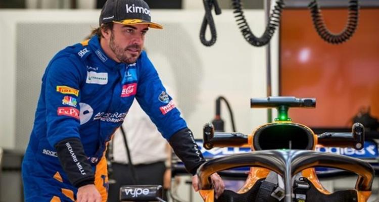 Aston Martin, Fómrula 1, Fernando Alonso