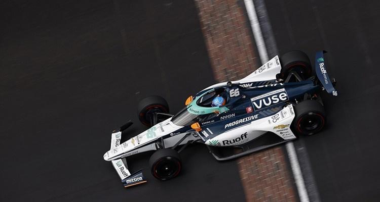 Embrague Fernando Alonso Indy500