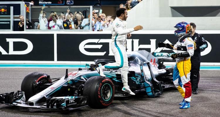 Fernando Alonso rivales Fórmula 1