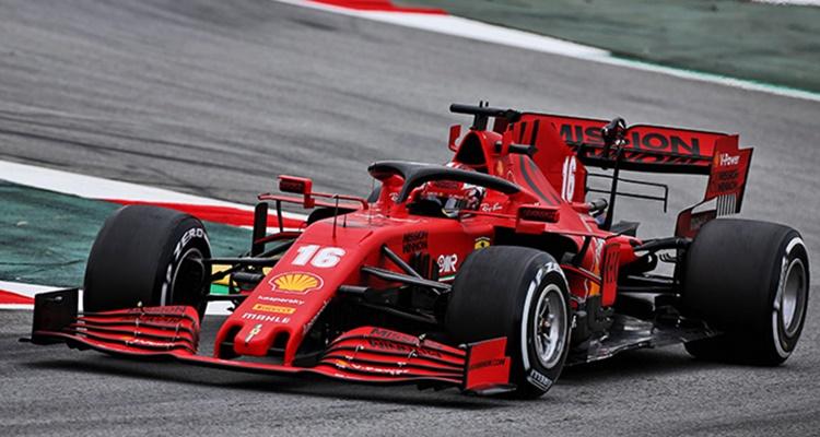 Carlos Sainz, Ferrari 2021