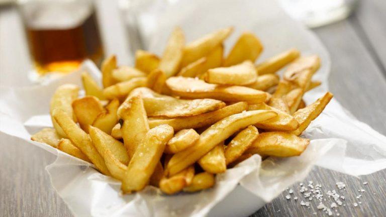 Los mejores trucos para hacer unas patatas fritas crujientes y sabrosas