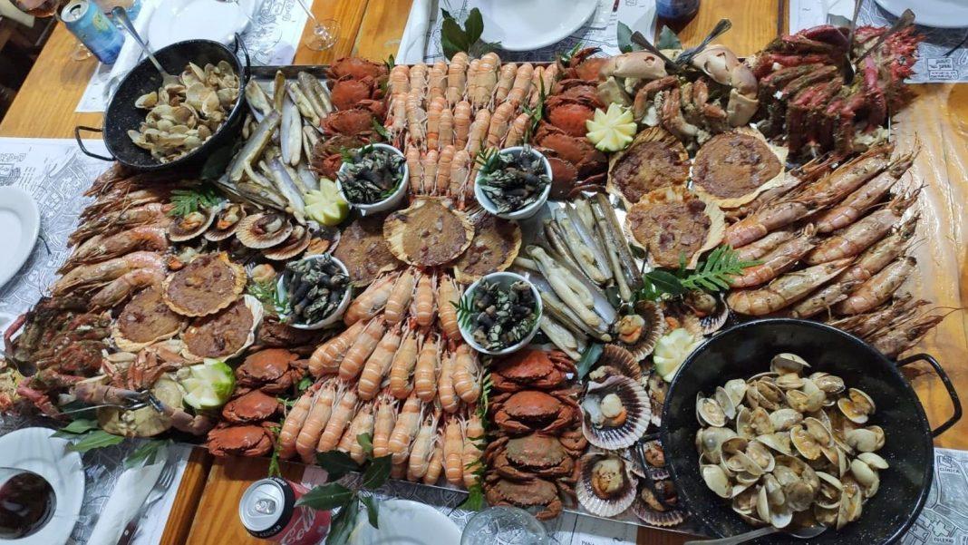 marisco restaurantes