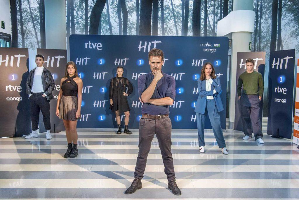 'Hit' y otras series españolas para atraer a los adolescentes