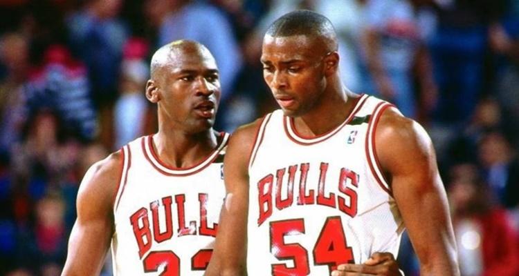 Horace Grant, Michael Jordan, documental