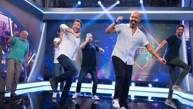 Pablo Motos presenta en exclusiva el nuevo baile de El Hormiguero