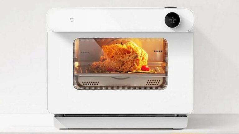 El horno inteligente con recetas de Xiaomi y otros inventos de la marca que revolucionan los hogares
