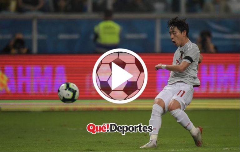 Japoneses demostrando que dominarán el fútbol en pocos años