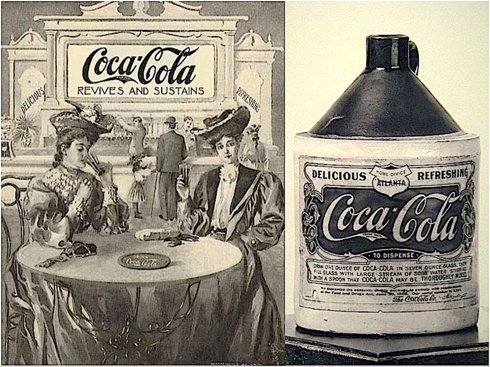 jarabe de coca cola