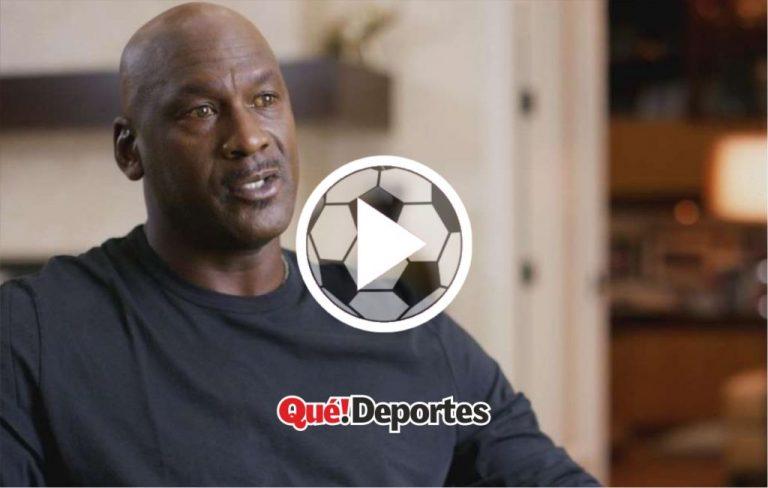 Michael Jordan intacto a los 57 años ¡Todavía la vuelca!