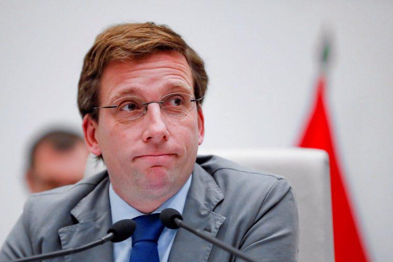 """Almeida pide a Caballero que """"ejerza de presidente de alcaldes y no aliado de Gobierno"""""""