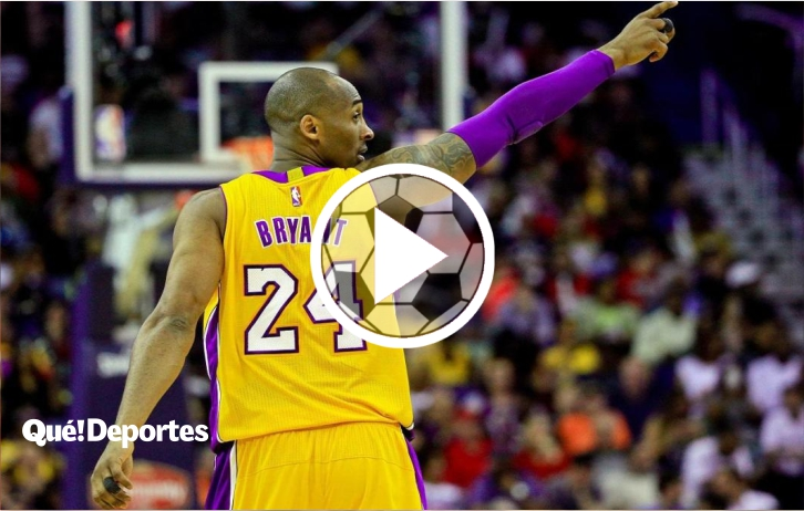 Nadie sufría más que el que hacía enojar a Kobe Bryant