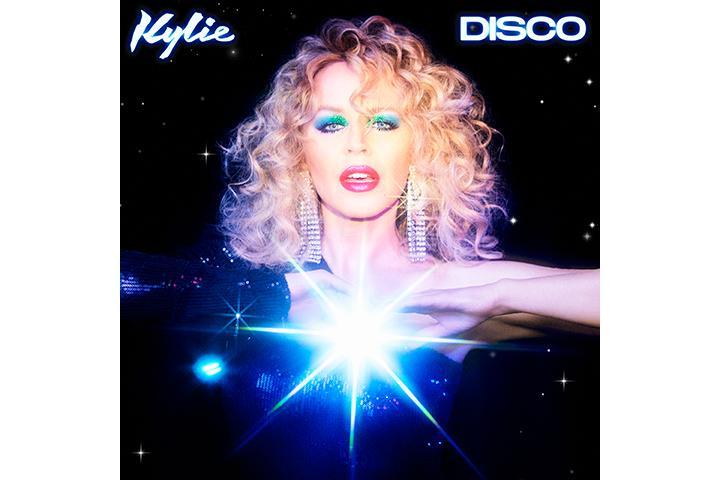 """""""DISCO"""", nuevo álbum de Kylie Minogue"""