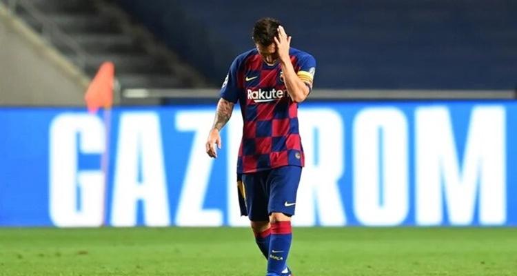 Messi se marcha del Barcelona… ¡Y estos son sus posibles destinos!