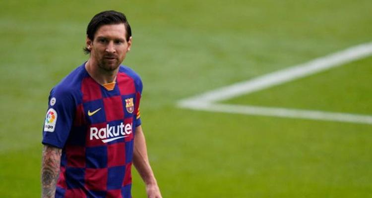 Leo Messi, FC Barcelona 2021