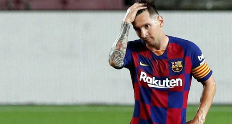 Leo Messi, oferta PSG, FC Barcelona