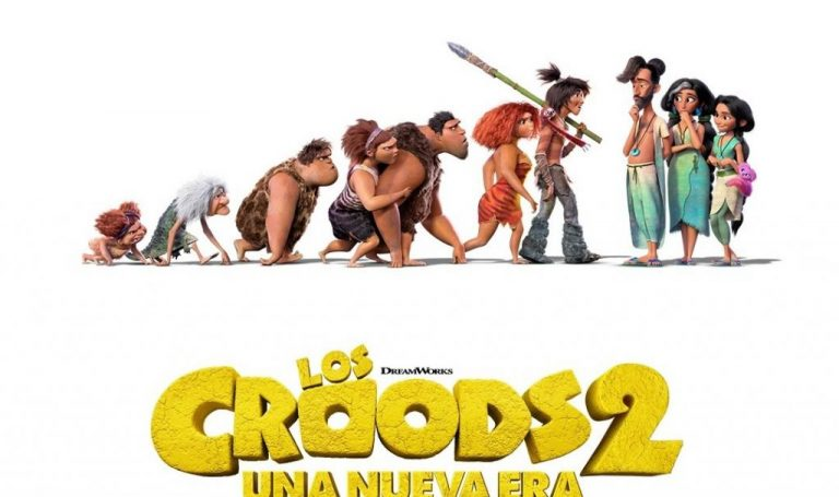 Así es el trailer de 'Los Croods: Una nueva era', el nuevo trabajo de DreamWorks