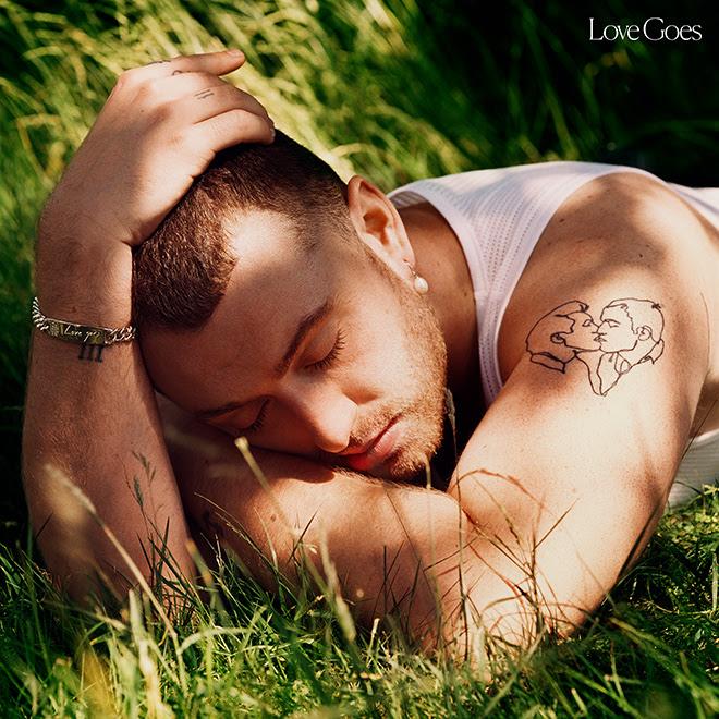 Llega «Love Goes», tercer álbum de Sam Smith
