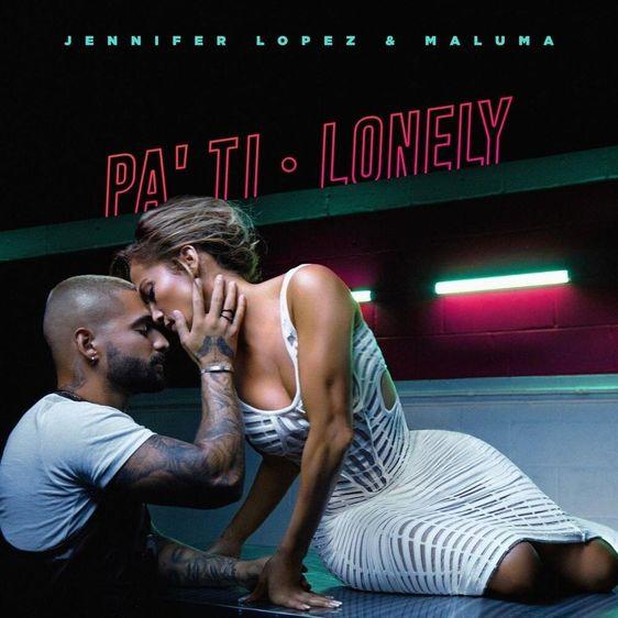Maluma y Jennifer Lopez viven un romance en su nuevo videoclip doble