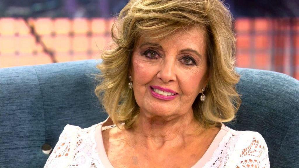 Influencer de María Teresa Campos en YouTube y otras personas mayores que se suben al carro de las redes