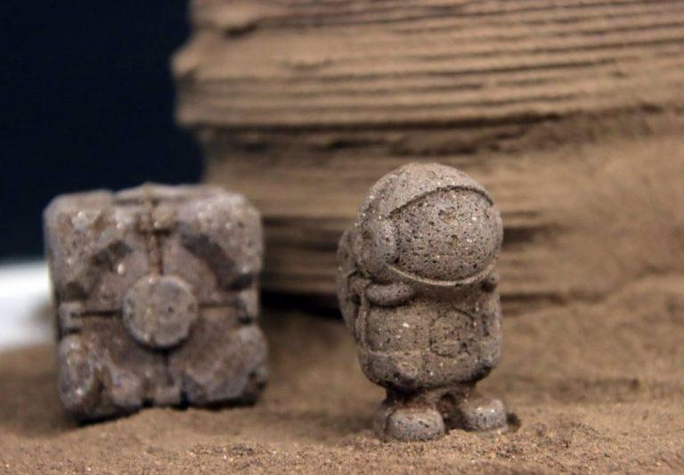 Con este material creado por un español se construirán los objetos en Marte