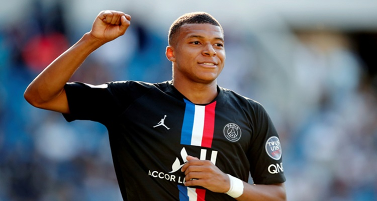 Mbappé / Real Madrid