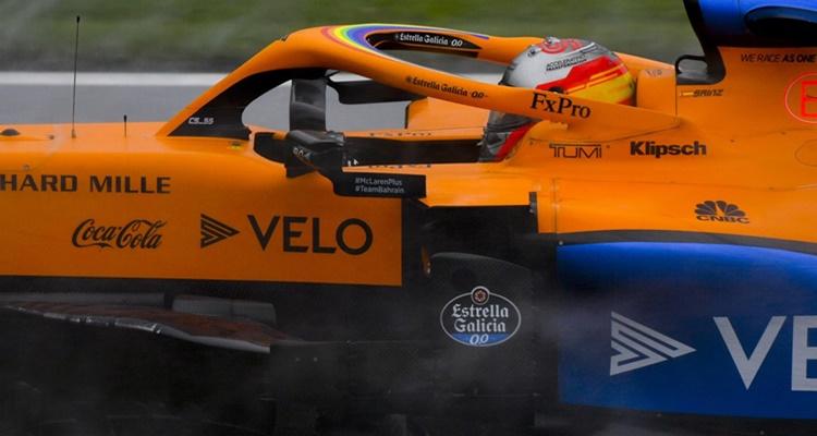 Recuperación McLaren, Carlos Sainz,Fernando Alonso