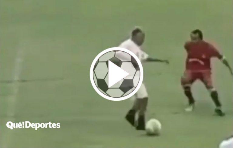 El amague que deberían copiar Messi y Ronaldo