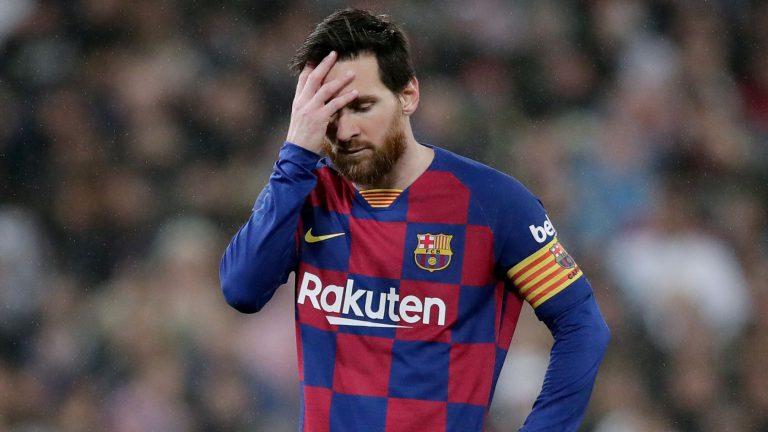 Messi comunica al Barça su deseo de abandonar el club