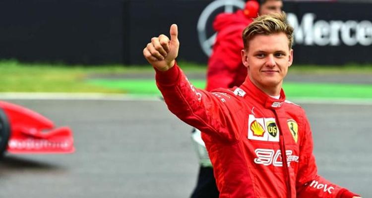 Mick Schumacher futuro F1