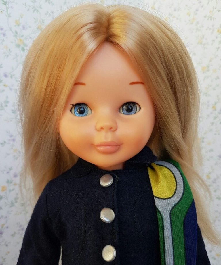 La muñeca Nancy el deseo soñado de las niñas cuando llegaba la comunión o Navidad