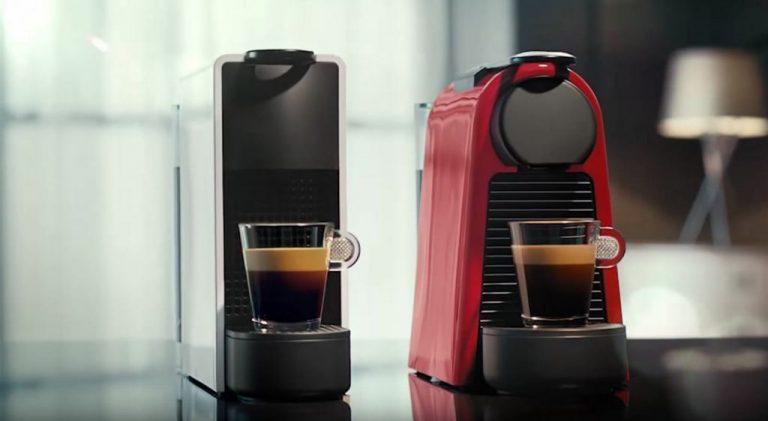 Esta es la forma correcta de limpiar una cafetera Nespresso