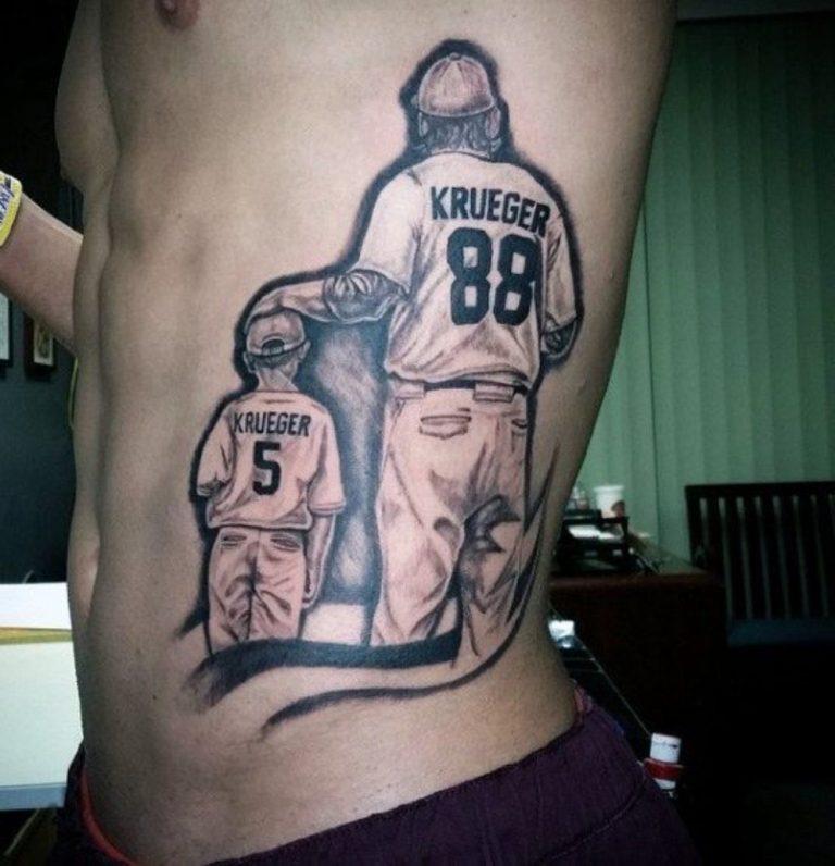 Tatuajes perfectos para simbolizar a tus hijos en la piel