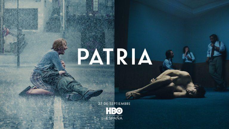"""Indignación con HBO por su cartel de """"Patria"""": """"Equidistantes, miserables"""""""