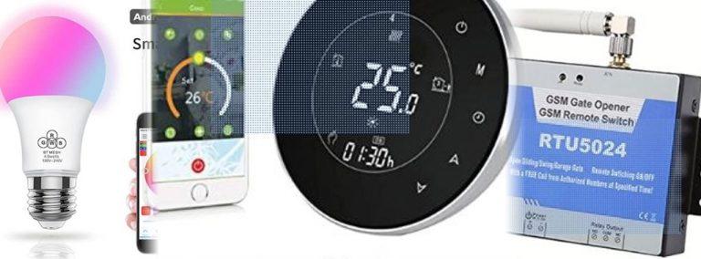 Amazon: 10 aparatos de domótica para poder controlar el hogar desde el móvil