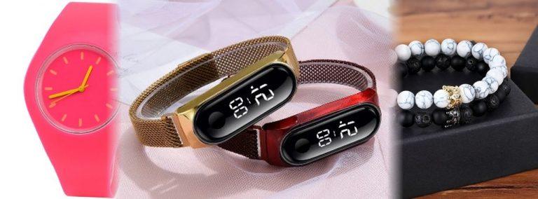 Aliexpress: chollos de hoy en bisutería y relojes para ir perfecta por muy poco