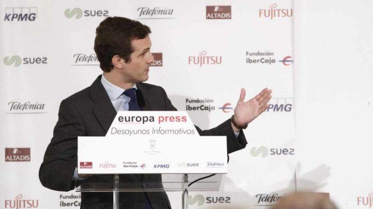 """El PP llevará la reprobación de Pablo Iglesias al Congreso por """"atacar"""" al Rey"""