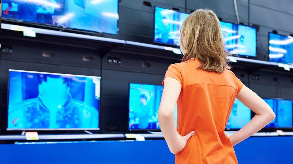 presupuesto televisor