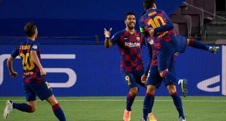 FC Barcelona, Bayern, Champions
