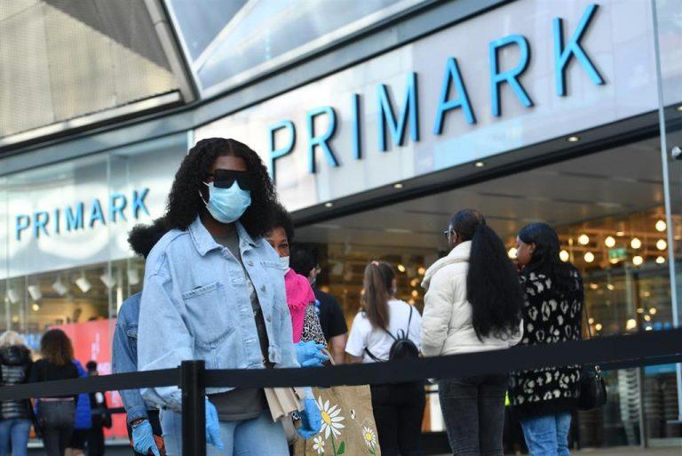 Primark abrirá 14 nuevas tiendas, 4 en España, durante el próximo ejercicio