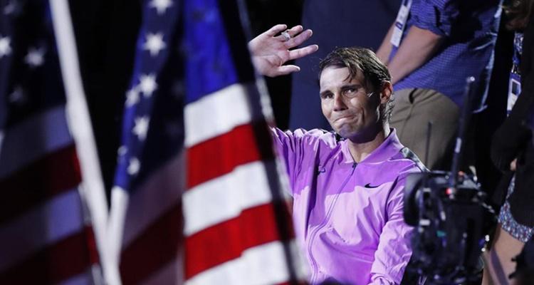 Rafa Nadal, Federer, dinero en premios ATP