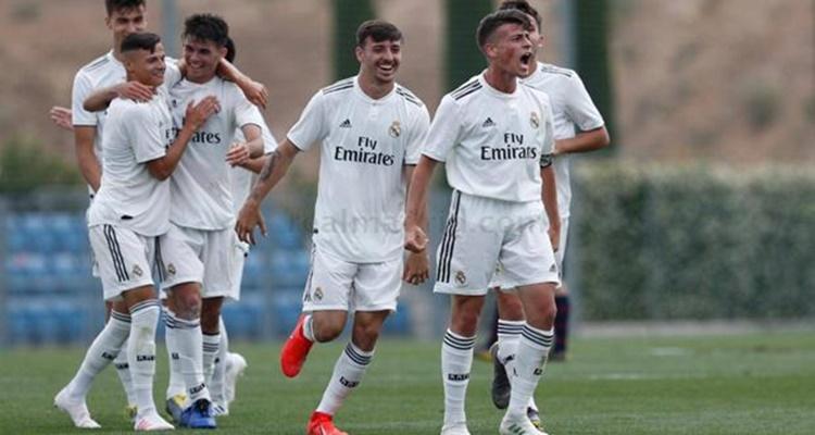 Real Madrid jóvenes millonarios