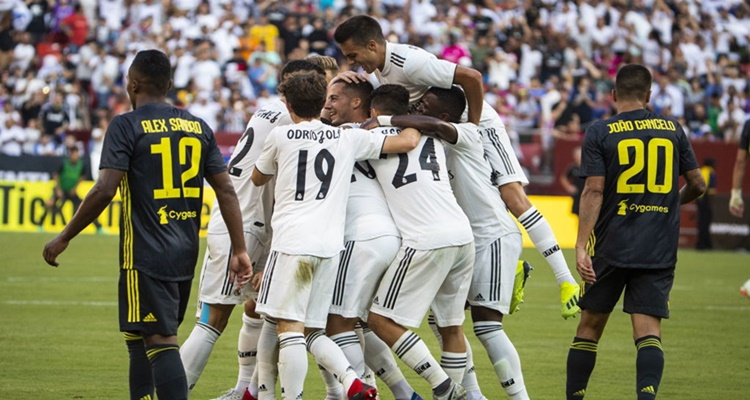 Real Madrid: revolución de novatos