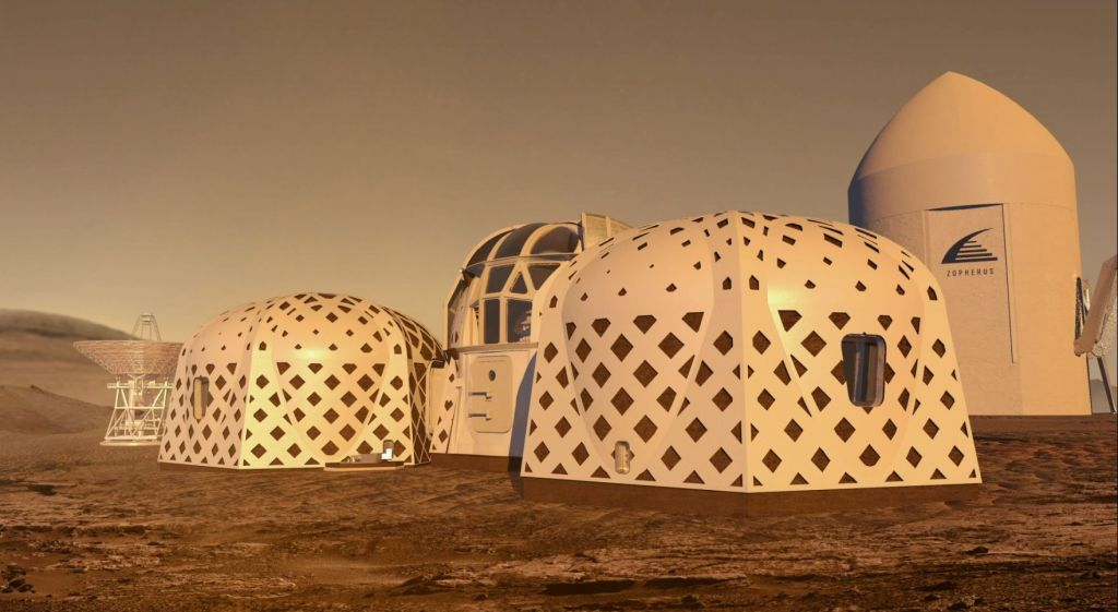 Proponen hacer herramientas y refugios en Marte usando quitina