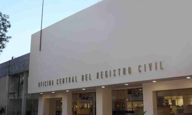 Los grupos en el Congreso avanzan su apoyo a las nuevas oficinas generales de Registro Civil