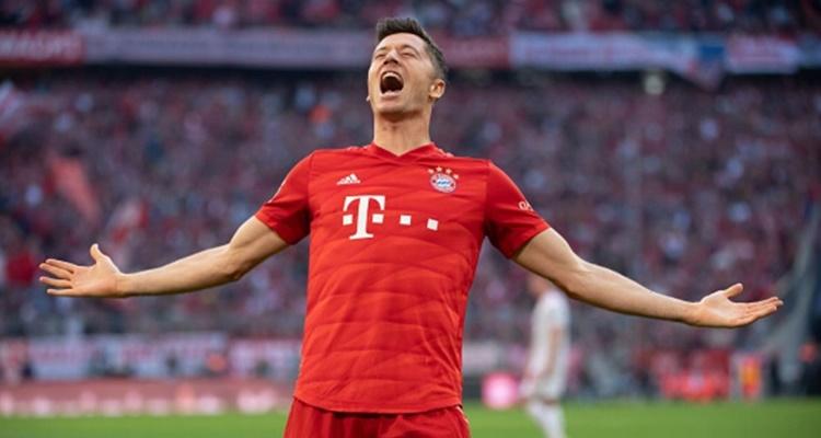 Robert Lewandowski, Bayern, Balón de Oro