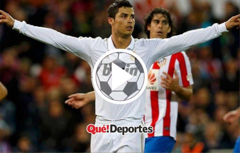 Cristiano Ronaldo modo bestia en un tiro libre inolvidable