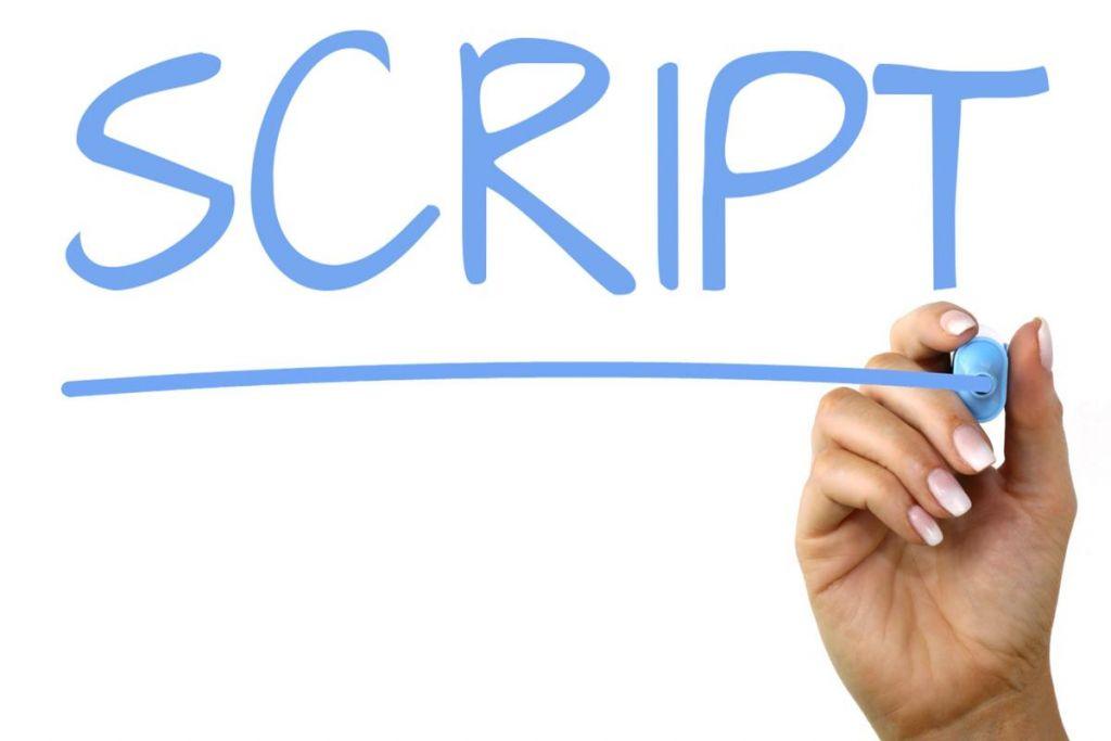 ¿Qué es un script, para qué se utiliza y cómo se crean?