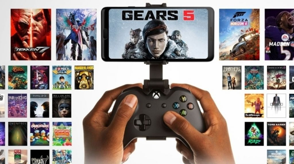 streaming xbox game pass