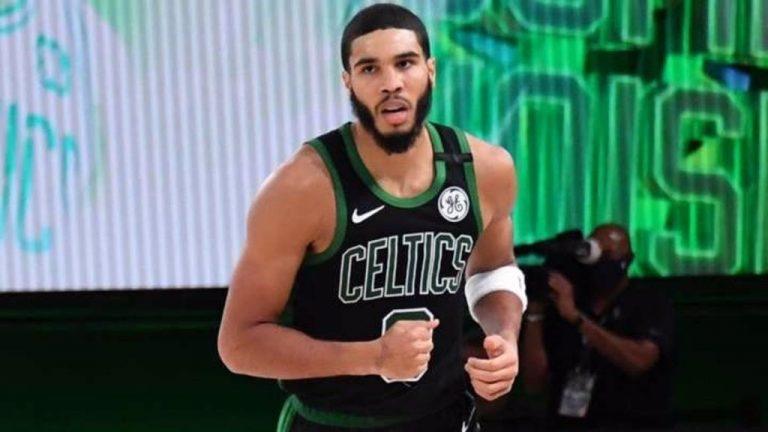 Tatum evita con 31 puntos la eliminación de los Celtics ante los Heat