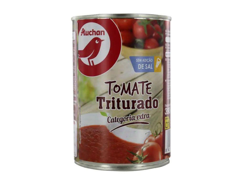 tomate triturado alcampo
